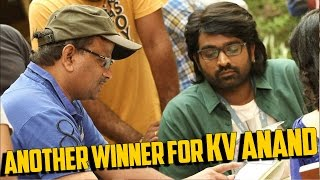 Another winner for KV Anand