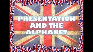 1. Presentation And Alphabet (Basic Vocabulary Course)