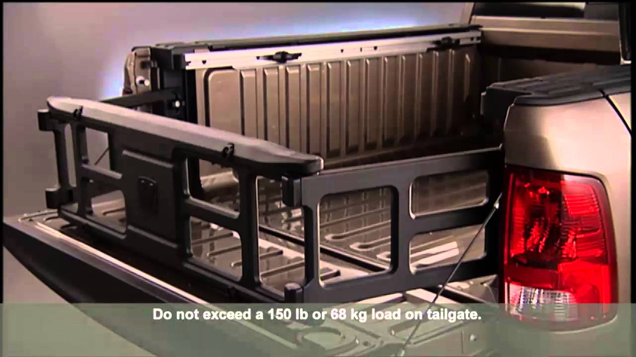 Tool Box For Truck Bed >> 2016 Ram Truck 1500/2500/3500 | RamBox® - YouTube