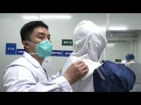 2 млн медицинских масок прибыли в Китай из России