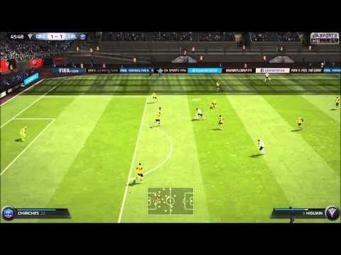 Fifa 15 Bouclier Des Champions But De Tim Howard !!!!!!!!