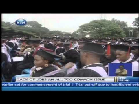 Problem of unemployment in Kenya: What really constitutes a job