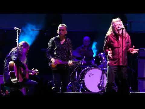 """Going to California"" Robert Plant@Merriweather Post Pavilion Columbia, MD 6/12/18"