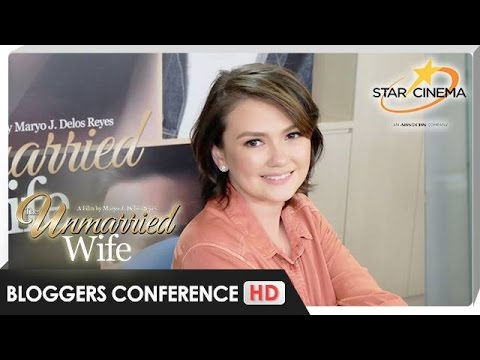 [FULL] Bloggers Conference with Angelica Panganiban | 'The Unmarried Wife'