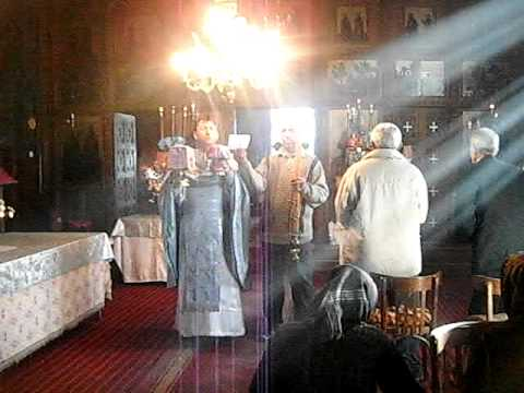 sfanta biserica ortodoxa din padea