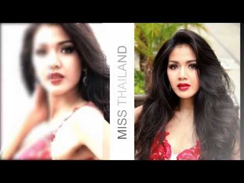 Miss Universe Thailand 2013 , CHALITA  Moscow Rusia