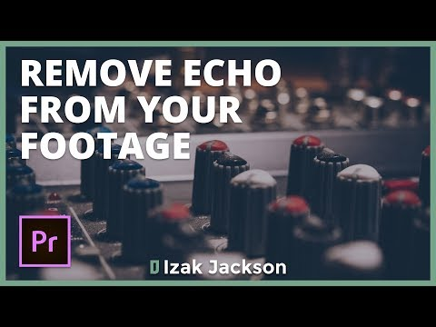 Parametric Equalizer: Remove Echo From Your Footage In Premiere Pro