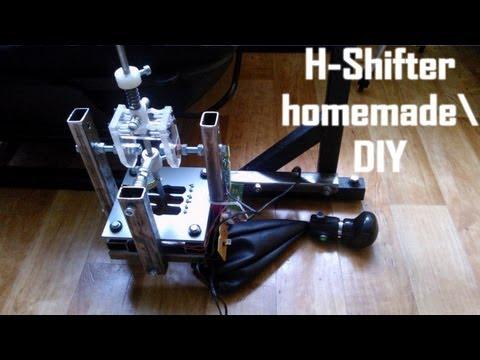 H-Shifter Dla Euro Truck Simulator 2 (Do It Yourself /Homemade H-Shifter).