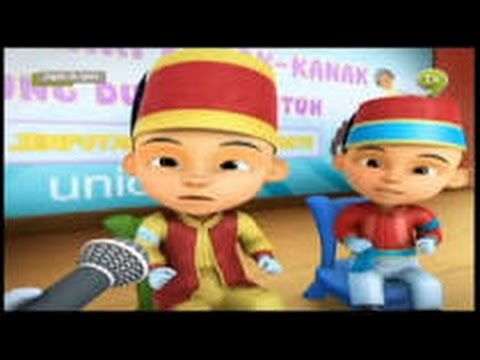 Don't Let Me Down versi Upin Ipin
