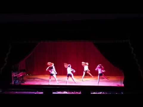 Sticks and Stones - Choreographed by Marc Ellis Holland