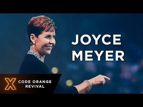 Code Orange Revival | Joyce Meyer