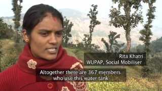 Nepal - WUPAP & Community Organisations: Way out West