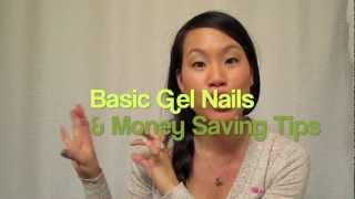 Gel Polish Designing: Easy French Tips, Marbles, & Glitter OH MY! Thumbnail