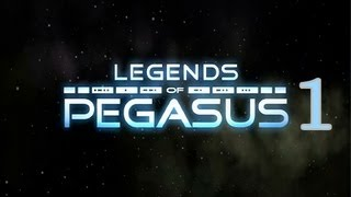 Legends Of Pegasus - Let's Play Walkthrough Gameplay Part 1