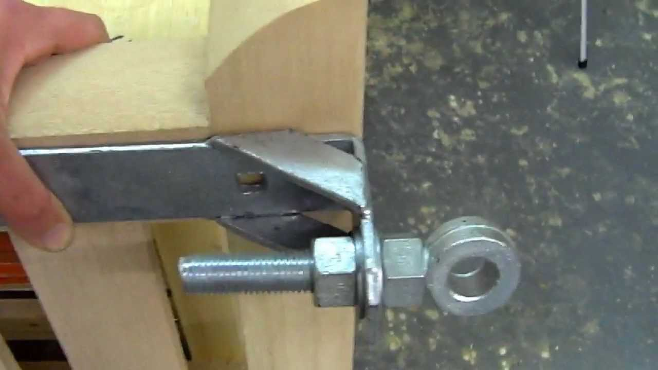 Fitting Band And Gudgeon Hinges To Wooden Gates How To