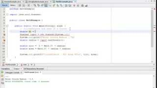 Learn Programming in Java - Lesson 04 : Introducing Objects