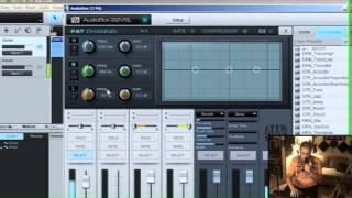 Studio One 2 - Audiobox 22vsl and zero latency with Studio One