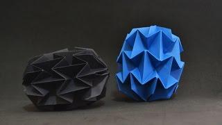 Repeat youtube video Origami: Mini Magic Ball