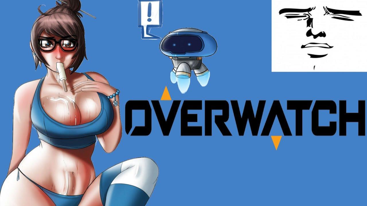 Overwatch Mei Gameplay Sexy Beast