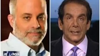 Charles Krauthammer Responds to Mark Levin: I've Been 'Exposed'