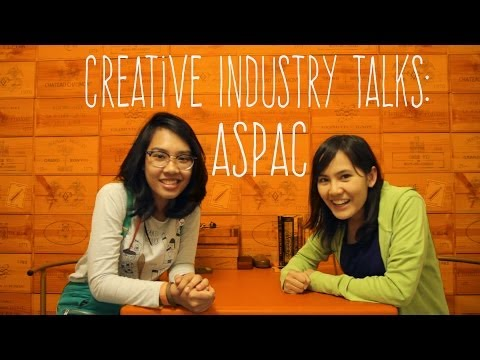 Creative Industry Talks : ASPaC