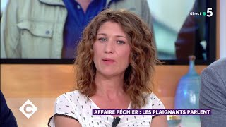 Affaire Péchier : les plaignants parlent - C à Vous - 19/06/2019
