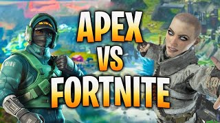 Apex Legends vs Fortnite (Which One is Better)