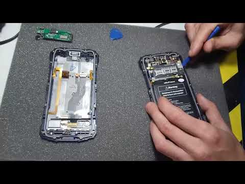 Ulefone ARMOR 2, Disassemble and change Screen.