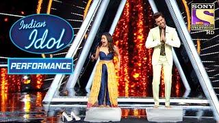 Neha और Manish का हुआ Ice मुकाबला | Indian Idol Season 10