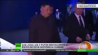 Kim Jong-un viaja a Rusia para su primera reunión con Vladímir Putin
