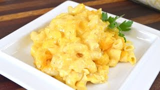 Holiday Series Southern Style Macaroni & Cheese- Ridiculously Cheesy Cooking With Carolyn