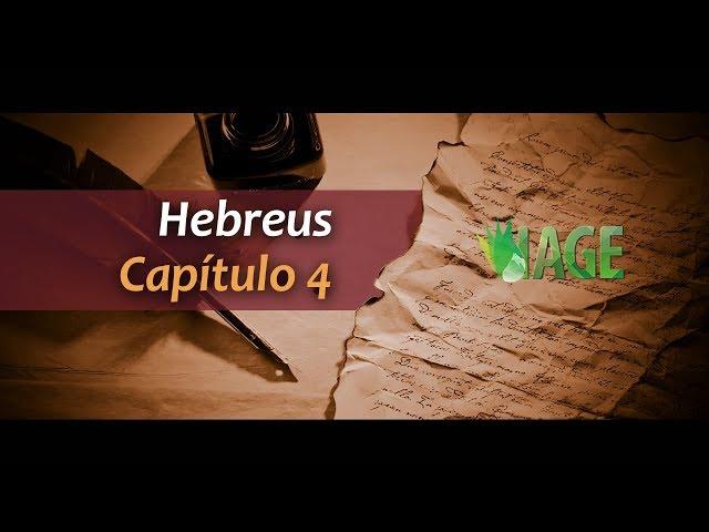 53 - Hebreus - Capítulo 4