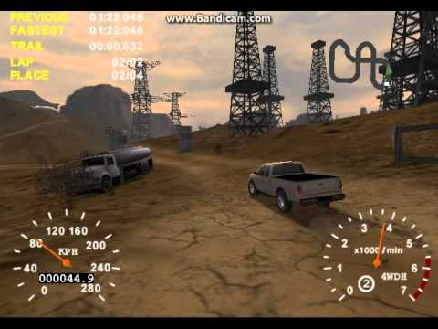 4x4 Evolution (a.k.a. 4x4 EVO) Download (2000 Simulation Game)