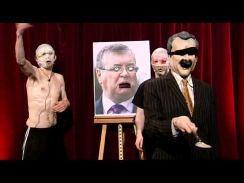 The Rubberbandits give Joe Duffy his medicine on Republic of Telly