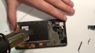 Desmontar LG Optimus L5 II E460 Complete DisassemblyHD