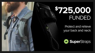 SuperStraps — Protect + Relieve Your Back and Neck