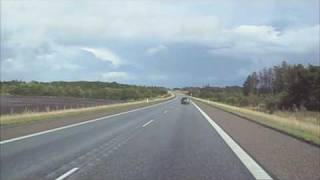 Fra Struer til Odense på under 10 minutter! (200km)