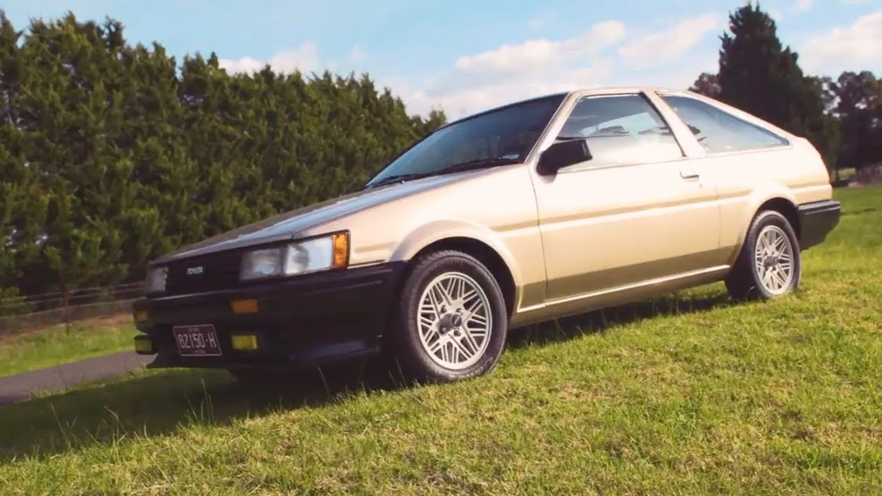 Toyota AE86 Corolla Sprinter - Shannons Club TV - Episode 122