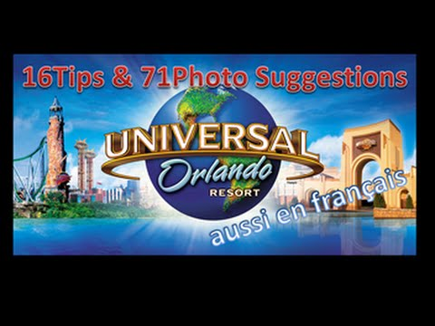 16 tips and 77 photo suggestons universal studios orlando vf francais vacation hack guide tutorial