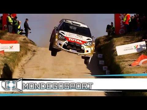 WRC Fafe Rally Sprint 2013 | JUMPS, SPEED, SHOW, FLAT OUT [FULL HD]