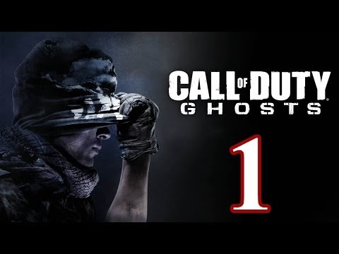 Call of Duty: Ghosts Walkthrough PART 1 [PS3] TRUE-HD QUALITY