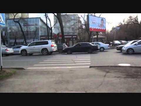 Take a Walk with Me around my Kazakh City Neighborhood