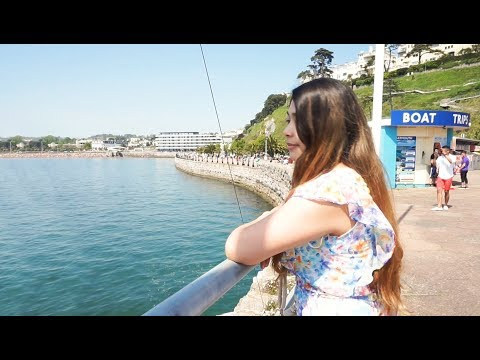 Cute Little Seaside Town - Torquay, Devon - South West Coast England - Holiday Diary