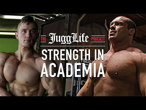 The JuggLife | Strength in Academia