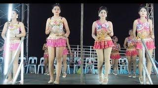 【#PhetchaburiDance】#รำวงเพชรบุรี*SHOW❤#นางรำ5คณะ♥#Jassmin Band🎀✪For★teacher✿