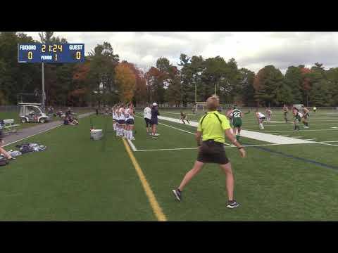 FHS Varsity Field Hockey vs Canton October 23, 2017