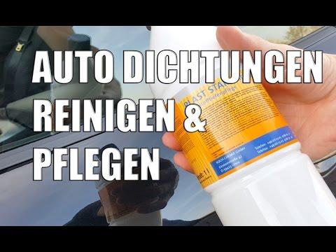 auto-dichtungen-reinigen-und-pflegen-mit-koch-chemie-plast-star-und-meguiar's-gummipflege