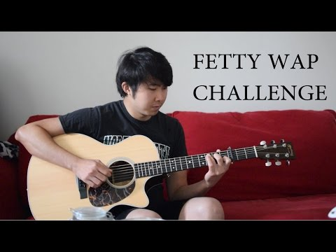 (#FettyWapChallenge) Fetty Wap - Nobody's Better (Fingerstyle cover by Jorell)