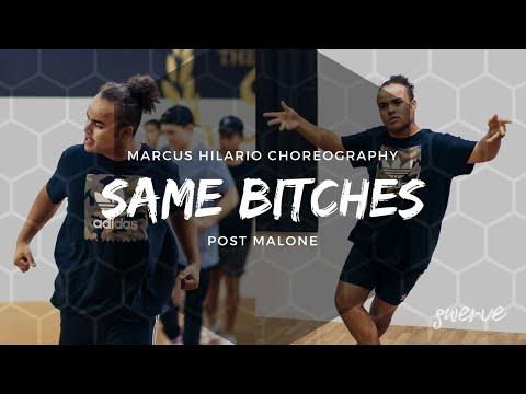 "Post Malone ""Same Bitches"" DANCE VIDEO   Marcus Hilario Choreography   (@SWERVETVDANCE 4K)"