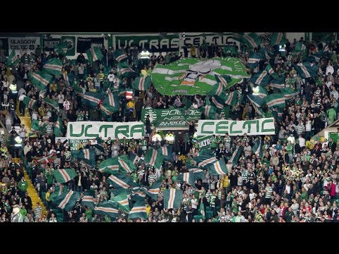 CELTIC:  Some Of The Best Chants & Songs From The Green Brigade